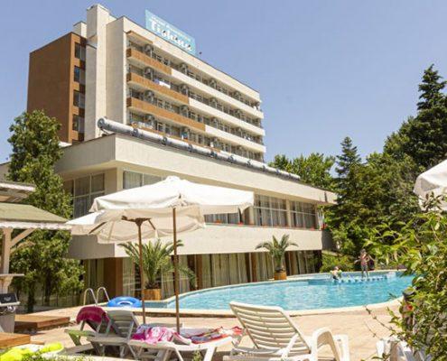 Хотел Тишина
