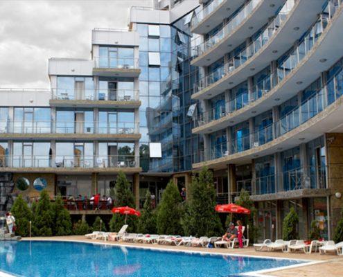 хотел Каменец-Китен